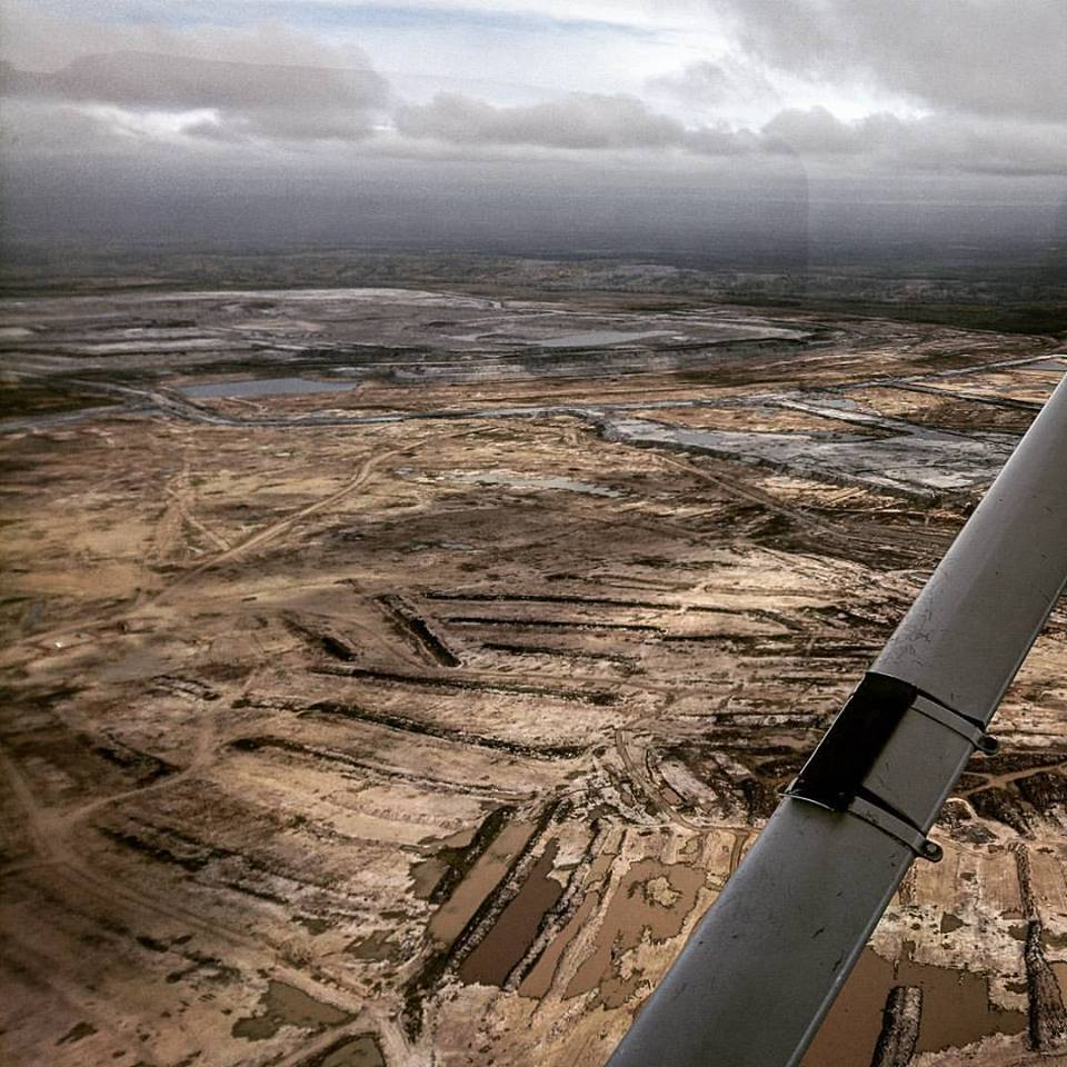 Impact of oil sands
