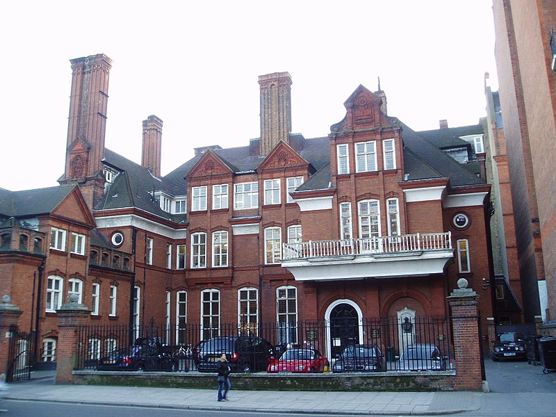 The RGS conference takes place at the Royal Geographical Society in London, from Tuesday 29 August to Friday 1 September 2017. Photo: Steve Cadman/ Wikimedia Commons